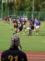 岡山県リーグ VS川福 榎木の突破