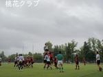 岡山県予選決勝 VS倉敷中央病院 ラインアウト