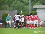 2011.6.5岡山県決勝 VS岡山クラブ ラインアウト