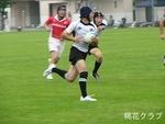2011.6.5岡山県決勝 VS岡山クラブ CAP國貞