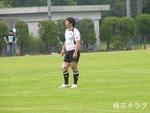 2011.6.5岡山県決勝 VS岡山クラブ 永木