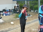 2011.6.5岡山県決勝 VS岡山クラブ なみちゃん