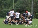 e2011.9.4 岡山県リーグ vs岡大
