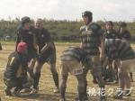 県リーグ岡大背戦 ラインアウトの攻防in大吉、ヘイ、崔