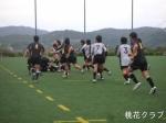 県リーグ第3戦VS三菱
